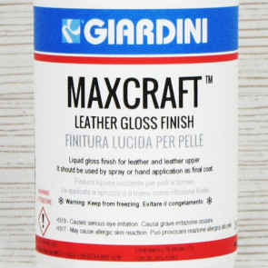 Leather Gloss Finish 250ml