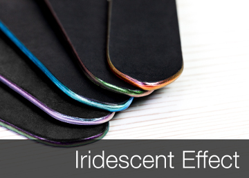 Iridescent Effect