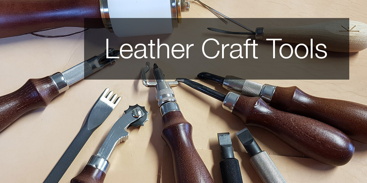 Leather Craft Tools - Discover Products