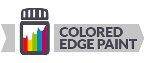 COLORED EDGE PAINT