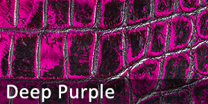 Exotic Leather Dye - Deep Purple